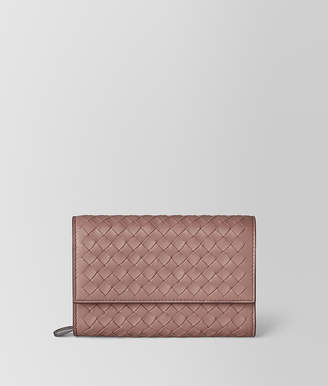 Bottega Veneta CONTINENTAL WALLET IN INTRECCIATO NAPPA