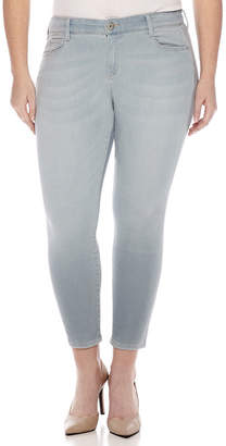 Arizona Luxe Stretch Jeggings - Juniors Plus