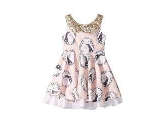 fiveloaves twofish Fashionista Unicorn Dress (Toddler/Little kids)