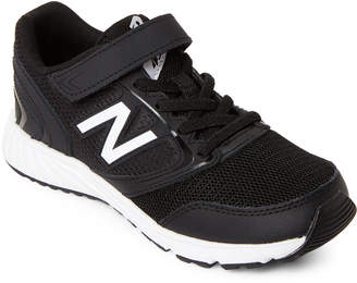 New Balance Toddler/Kids Boys) Black 455 Running Sneakers