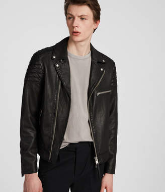 AllSaints Callahan Leather Biker Jacket