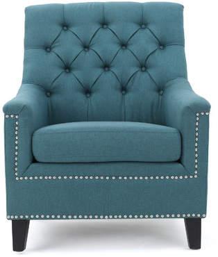 Willa Arlo Interiors Highbury Fabric Armchair