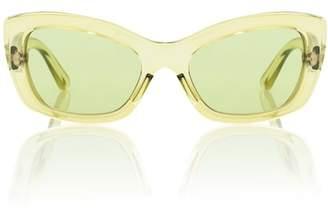 f788652d944f2 Prada Green Women s Eyewear - ShopStyle