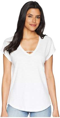 Lilla P V-Neck Dolman Women's T Shirt