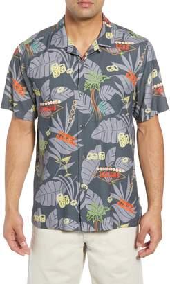 Tommy Bahama Poker in Paradise Silk Camp Shirt