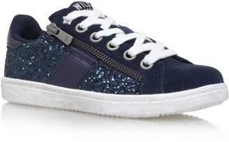 Miss KG Mini Glitter Go Faster Sneakers