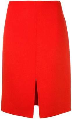 Odeeh front slit skirt