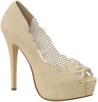 Couture Pinup Womens BELLA-30/TLPU Platform Pump