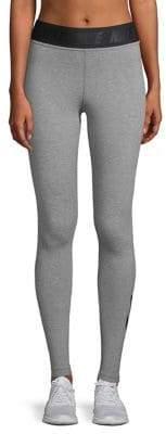 Nike High-Waist Leg-A-See Leggings