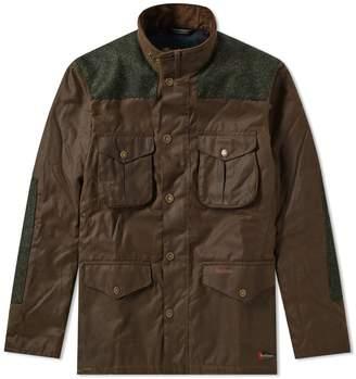 Barbour Tresco Wax Jacket