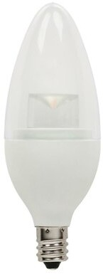 Westinghouse Lighting 3W E12 Dimmable LED Candle Light Bulb Lighting