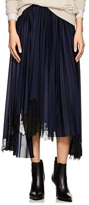 Helmut Lang Women's Asymmetric Knee-Length Skirt