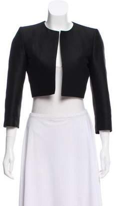 Giambattista Valli Wool and Silk-Blend Jacket