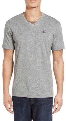 Men's Psycho Bunny Classic Pima Cotton V-Neck T-Shirt $45 thestylecure.com