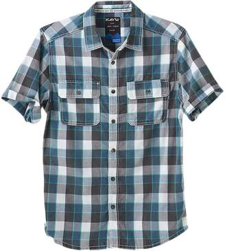 Kavu Coastal Short-Sleeve Shirt - Men's
