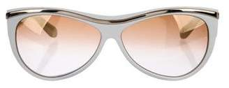 Gucci Gradient Cat-Eye Sunglasses