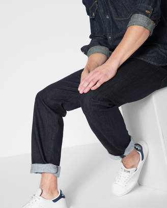 7 For All Mankind Luxe Performance Standard With Clean Pocket in Deep Well