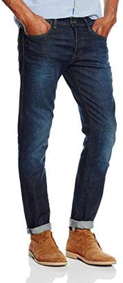 Cross Men's 939 Jeans, (Dirty Blue), W31/L32