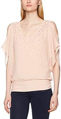 Wallis Women's Hotfix Blouson Blouse,(Manufacturer Size:Medium)