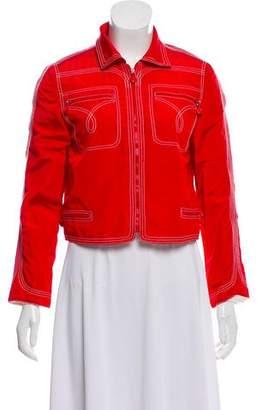 Gianni Versace Vintage Embroidered Jacket