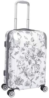 Pottery Barn Luggage Collection - Floral