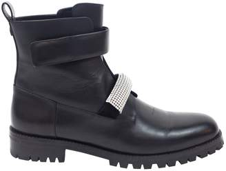 Christopher Kane Leather boots