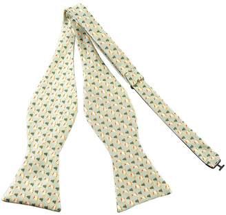 Pense'e PenSee Mens Self Bowtie Christmas Snowman Tree Hat Bow Ties-Various Styles