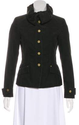 Rena Lange Corduroy Casual Jacket
