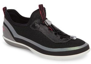 Women's Ecco Sense Light Toggle Sneaker $130 thestylecure.com
