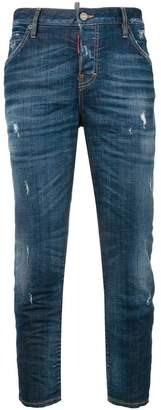 DSQUARED2 Cool Girl cropped jeans