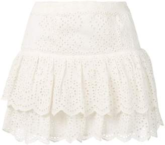 LoveShackFancy Love Shack Fancy amy skirt