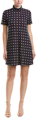 BCBGeneration Dotted Shift Dress