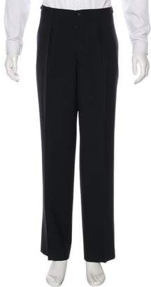 Issey Miyake Pleated Dress Pants