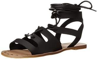 Qupid Women's Athena-914 Gladiator Sandal