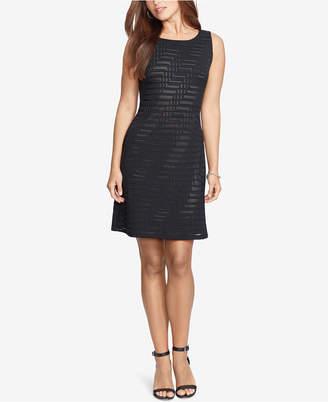 American Living Chevron-Knit Dress $79 thestylecure.com