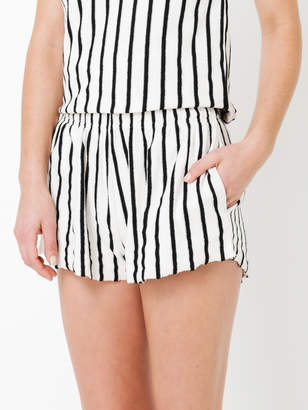 Nude Lucy Oakland Stripe Shorts