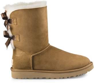 UGG Classic Bailey Bow Sheepskin Boots