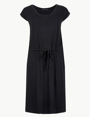 Marks and Spencer Short Sleeve Beach Dress