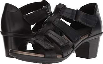 Aravon Women's Medici II Gladiator Heeled Sandal