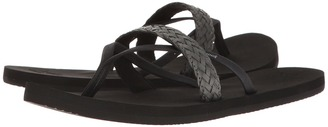 Reef - Cushion Wild Women's Sandals $36 thestylecure.com