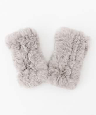 ICB (アイシービー) - ICB 【アンダー1万円】Fur アームウォーマー(C)FDB