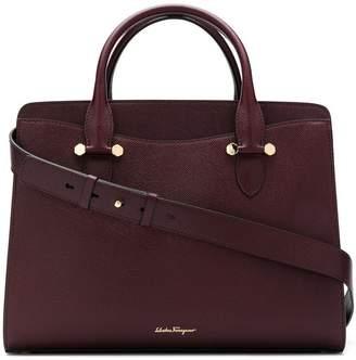 Salvatore Ferragamo large tote bag