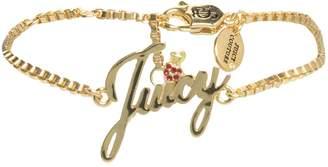 Juicy Couture Juicy Script Wishes Bracelet