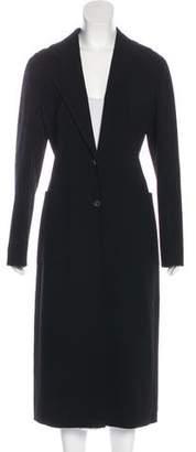 Celine Long Wool Coat w/ Tags