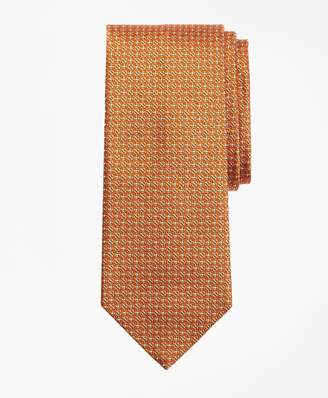 Brooks Brothers Tonal Flower Tie