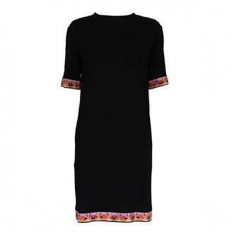 Emilio Pucci Black Silk Dresses