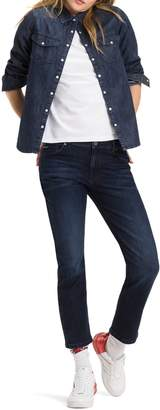 Tommy Hilfiger Straight Fit Cropped Jean