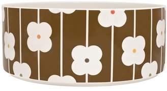 Orla Kiely Large Abacus Ceramic Salad Bowl