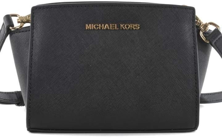 Michael Kors Selma Shoulder Bag - NERO - STYLE