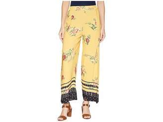 Angie Print Pant Women's Casual Pants